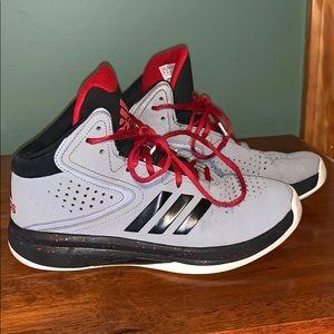 Adidas Boys Cross em up Basketball Shoes